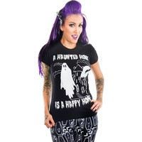 Haunted House | BABYDOLL T-SHIRT