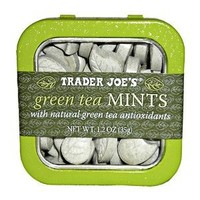 Trader Joe's Green Tea Mints (Pack of 2)