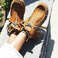 FP Collection Womens Eastwood Moccasin