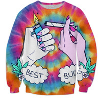 Weed be best buds 💚💛❤️