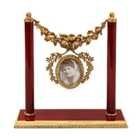 """Elegant """"Triumph """" one of a kind picture frame"""