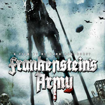 Frankenstein's Army 11x17 Movie Poster (2013)