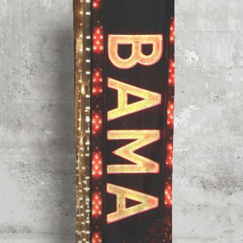 Bama Theater Marquee
