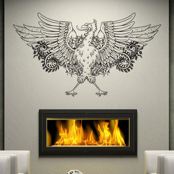 Vinyl Wall Decal Sticker Mythical Bird #1249