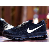 """NIKE"" Trending Fashion Casual Sports Shoes Gradient Black G"