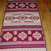 "ONSALE""""""""""Handwoven Turkish kilim Handwoven carpet(31.49""x78.54"")"