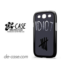 Idiot 5sos Hater For Samsung Galaxy S3 Case Phone Case Gift Present