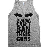 Athletic Grey Tank | Funny Fitness Workout Joke Shirts