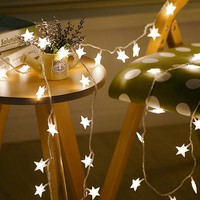 Star Bulb String Light
