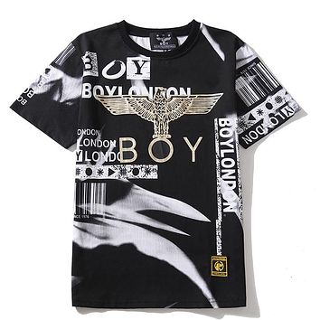 Trendsetter London Boy Women Men Fashion Casual Shirt Top Tee