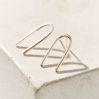 Wolf Circus Cove Post Earring | Urban Outfitters