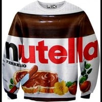 Nutella Sweater