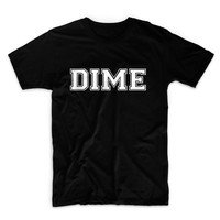 Dime Unisex Graphic Tshirt, Adult Tshirt, Graphic Tshirt For Men & Women