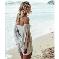 FOX ON THE RUN ROMPER