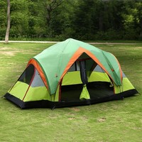 Camping Tent with 2-Rooms/5 person