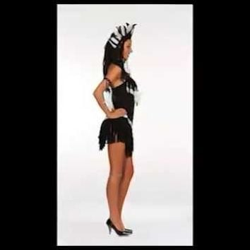 Tribal Princess Adult Costume