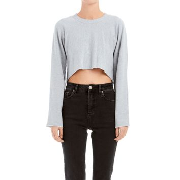 Ava Cropped Sweatshirt