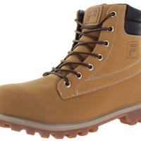 """Fila Edgewater 6"""" Men's Work Boots Faux Leather"""
