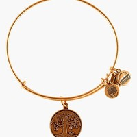 Alex and Ani 'Tree of Life' Expandable Wire Bangle