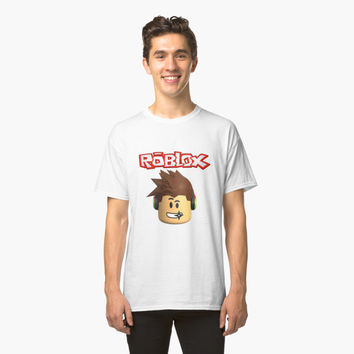 'Roblox Character' Classic T-Shirt by RaniaYordania