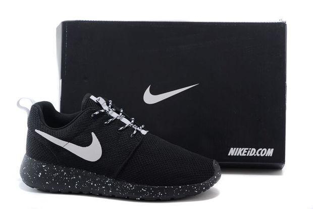 Nike Roshe run couple light sports leisure net surface breathable Olympic  running shoe b5f10f360e