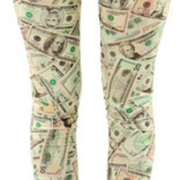 CASH MONEY LEGGINGS
