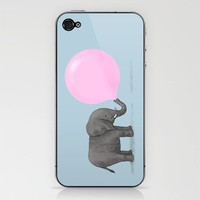 Jumbo Bubble Gum  iPhone & iPod Skin by Terry Fan | Society6