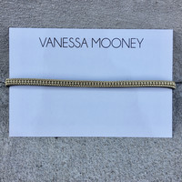 Vanessa Mooney Beaded Choker