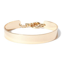 Chained Cuff Bracelet