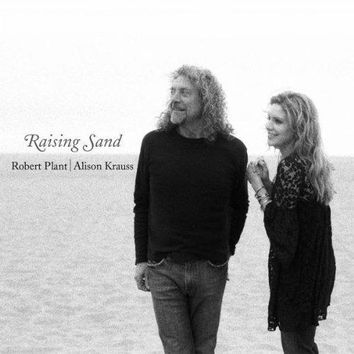 Robert Plant and Alison Krauss - Raising Sand CD