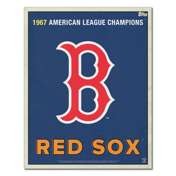 1967 Boston Red Sox American League Champions Poster-M