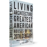 AssoulineLiving Architecture: Greatest American Houses of the 20th Century by Dominique Browning and Lucy Gil|MR PORTER