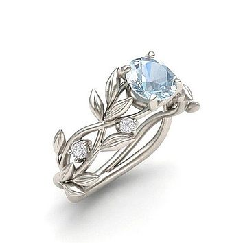 LNRRABC Hot Flowers Finger Alloy Rings For Women Crystal Middle Ring Fashion Jewelry