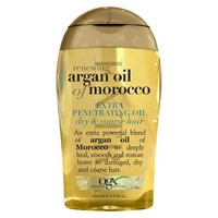 OGX Extra Strength Moroccan Argan Oil Penetrating Hair Oil 3.3oz.