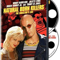 Woody Harrelson & Juliette Lewis & Oliver Stone-Natural Born Killers: Director's Cut