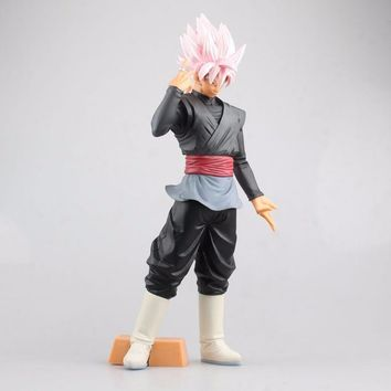 Toys & Hobbies Sensible Dragon Ball Saiyan Small Cute Son Goku Action Figure Sun Wukong Doll Anime Toy Puppet Children Kids Toys Present Desk Decoration