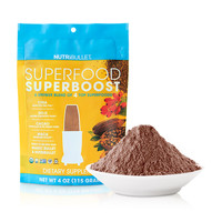 NutriBullet SuperFood SuperBoost, All-Organic & GMO-Free
