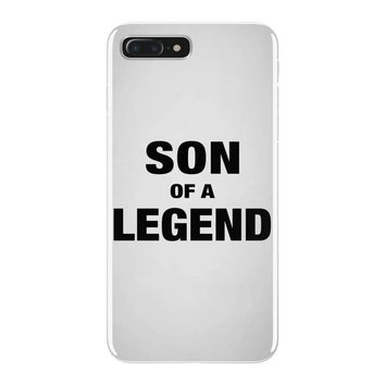 Dad The Man The Myth The Legend - Son Of A Legend Family Matching iPhone 7 Plus Case