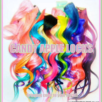 Custom Order Hair Extensions