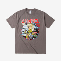 Chanel Karl Khaki Shirt