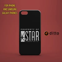 PROPERTY OF STAR Design Custom Case by ditto! for Samsung Galaxy s3 s4 & s5 and Note 2 3 4 iPhone 6 6 Plus iPhone 5 5s 5c iPhone 4 4s