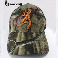 Browning Camouflage Hunting Cap