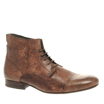 Base London Armstrong Lace-Up Boots