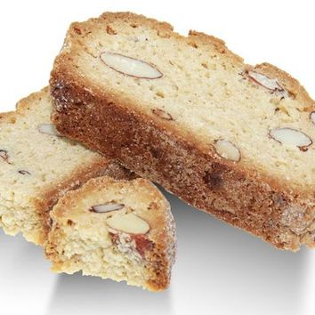 Almond Biscotti - Nuts - Mazzaro's - Usa - 3 oz