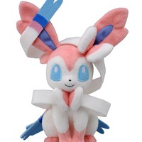 Sylveon Pokemon Plush Toy|Pokemon Dolls & Plushes at PokemonZone.com