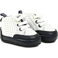 BOSS - Pull-on leather trainers 6 months-4 years   selfridges.com