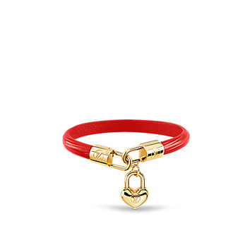 Products by Louis Vuitton: Crazy In Lock Bracelet