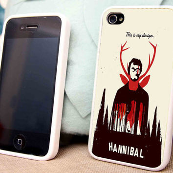 Hannibal for iPhone 5 5C 5S iPhone 4/4S Samsung Galaxy S3 S4 case