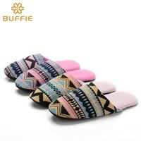 Women Winter Indoor Slippers Home Slippers Bedroom Soft Bottom thermal warm Non-slip Adult slippers