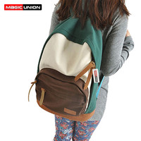 Hot Sales Canvas Backpacks For Women School Canvas Backpacks Girls Fashion Bags New 2015 Hot Sales Canvas Large Bags BP089